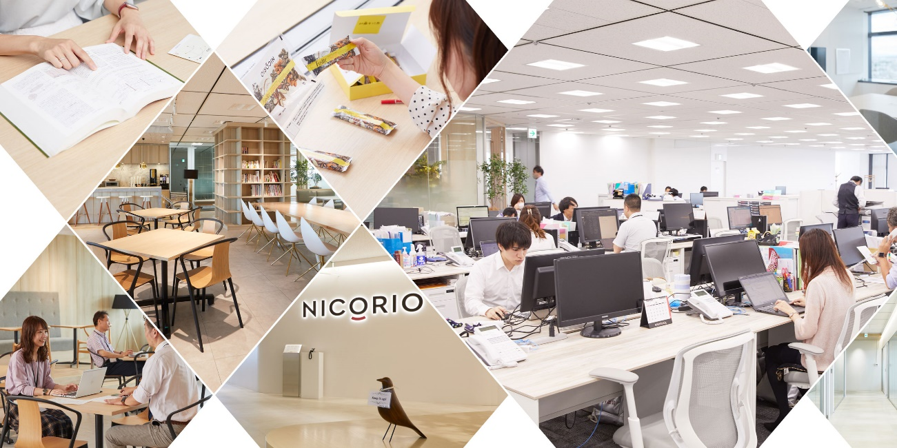 ニコリオのオフィス