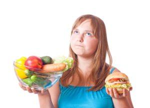 食生活に気をつける