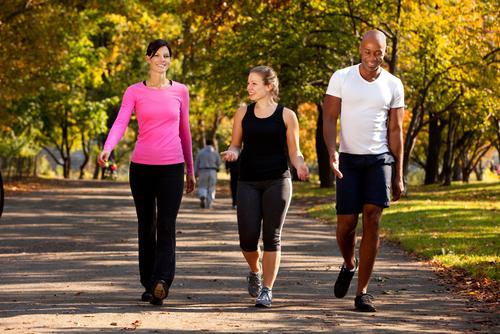 適度な運動を行う