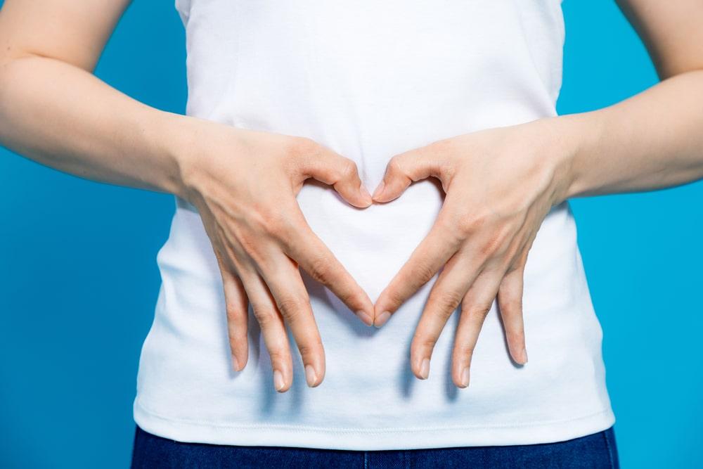 内臓機能の活性化