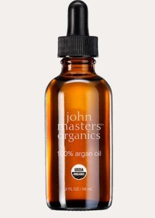 ジョンマスターオーガニックのアルガンオイル